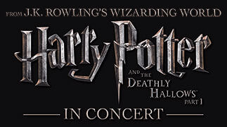 Harry Potter and the Deathly Hallows Pt 1 Film and Concert