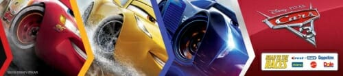 Cars 3 Road to the Races | Oakridge Mall