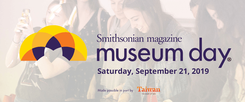 Free Museums in the SF Bay area for Smithsonian Museum Day 2019
