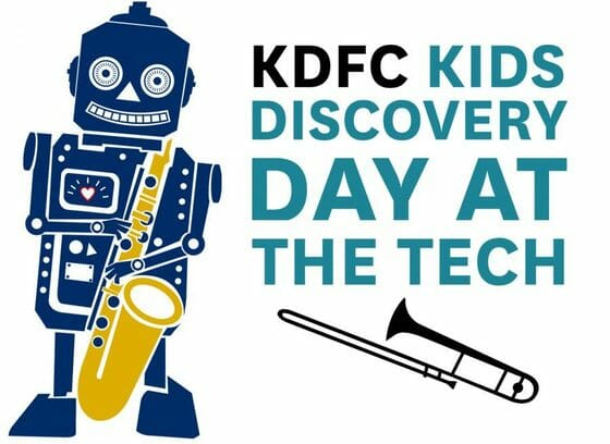 KDFC Kids Discovery Day at The Tech Museum