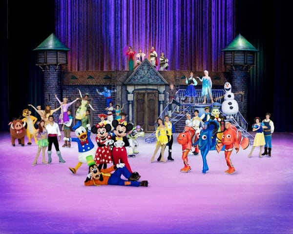 Disney on Ice 100 Years of Magic comes to the Bay area October 2018!