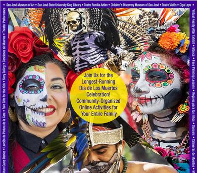 Virtual Dia De Los Muertos | San Jose Museum of Art