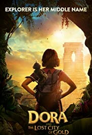Dora and the Lost City of Gold coming to movie theaters summer 2019.