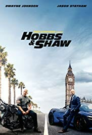 Fast & Furious Presents Hobbs & Shaw coming to movie theaters summer 2019.