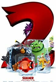 The Angry Birds Movie 2 coming to movie theaters summer 2019.