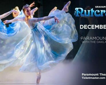 2019 Nutcracker by Oakland Ballet