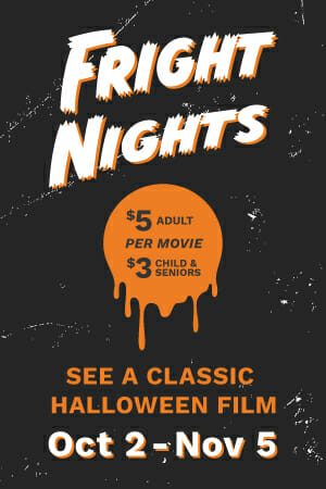 Cinemark Fright Nights | Century Theaters