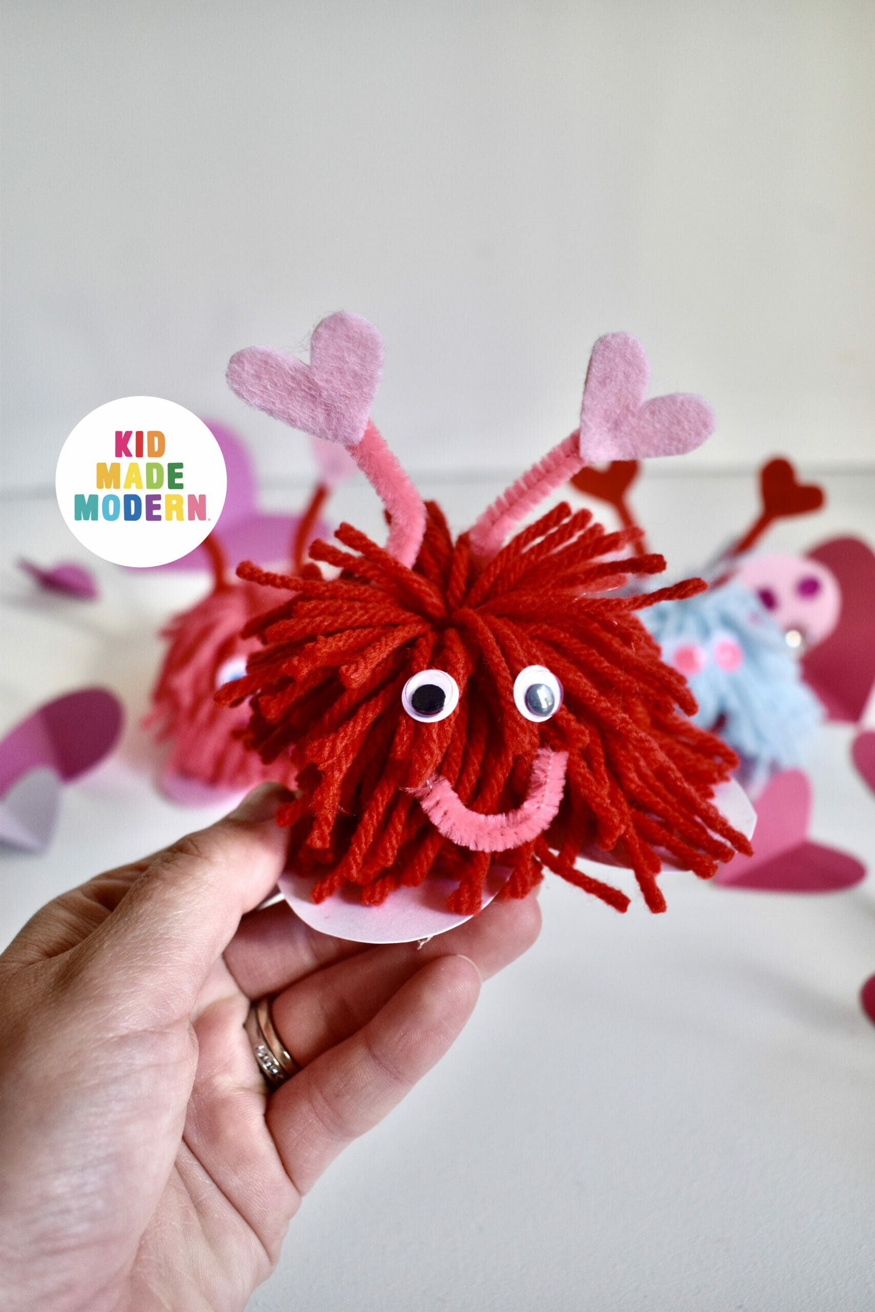 "Kids Club Online: Kid Made Modern ""Love Bugs"""