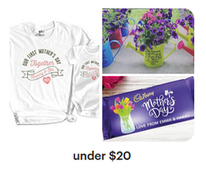 Mother's Day Gifts Under $20