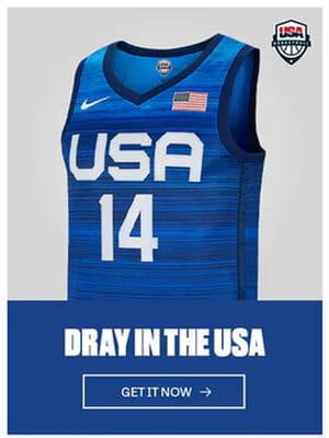 Team USA Jerseys