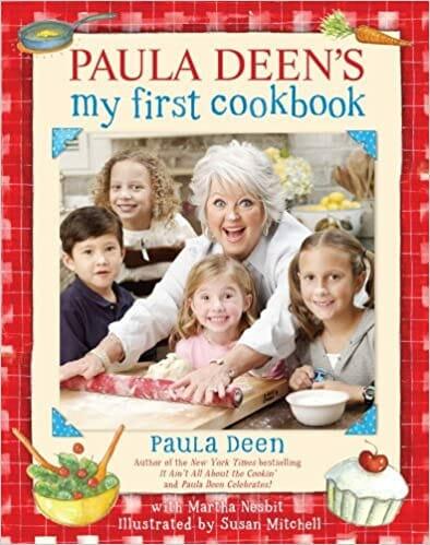 Win My First Cookbook