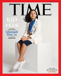 TIMEs KID of the year cover