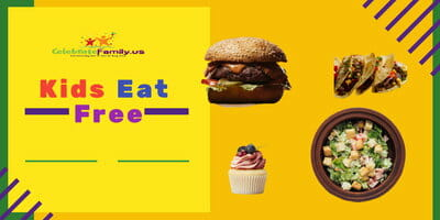 Kids Eat Free Guide in the Bay Area