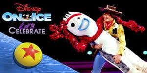 Disney On Ice Let's Celebrate | SAP Center