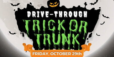 KWSCV Drive-Thru Trick or Trunk at KW Santa Clara Valley