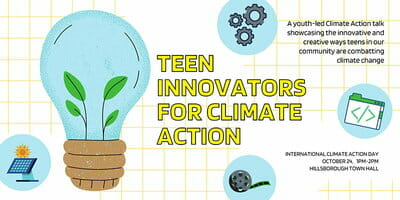 Teen Innovators for Climate Action